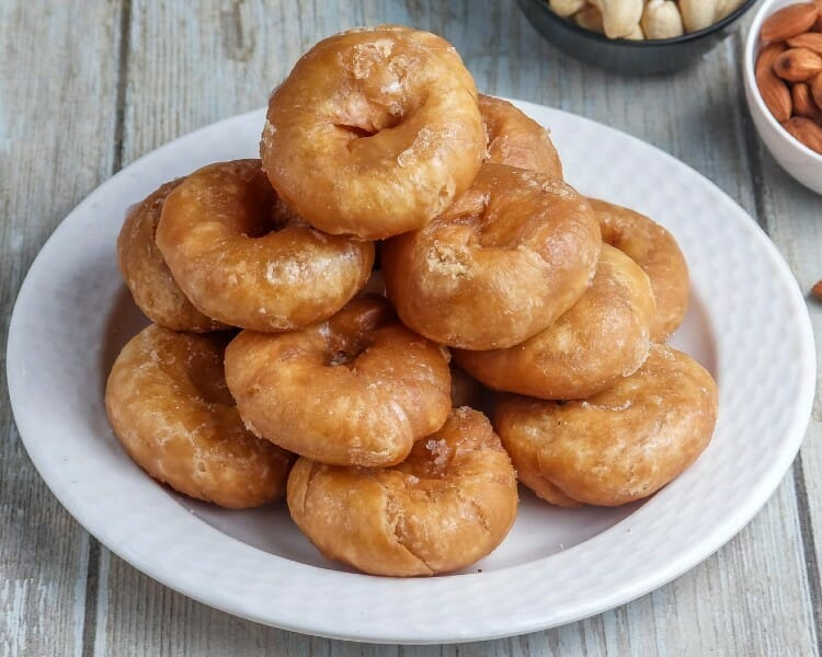badusha - 23 Must Have Diwali Sweets and Snacks
