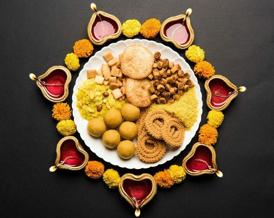 20 Must Have Diwali Sweets and Snacks