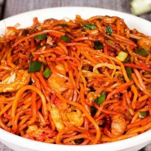 Chilli Noodles