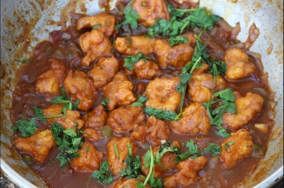 egg manchurian gravy - முட்டை மஞ்சூரியன் கிரேவி