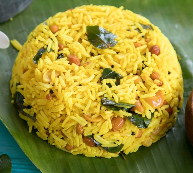lemon rice - Lemon Rice