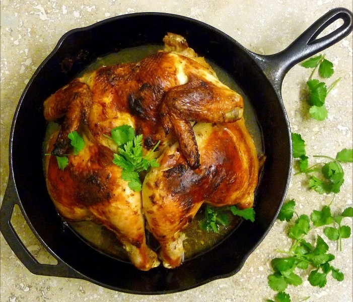 cardamom roasted chicken - Roasted Chicken with Cardamom