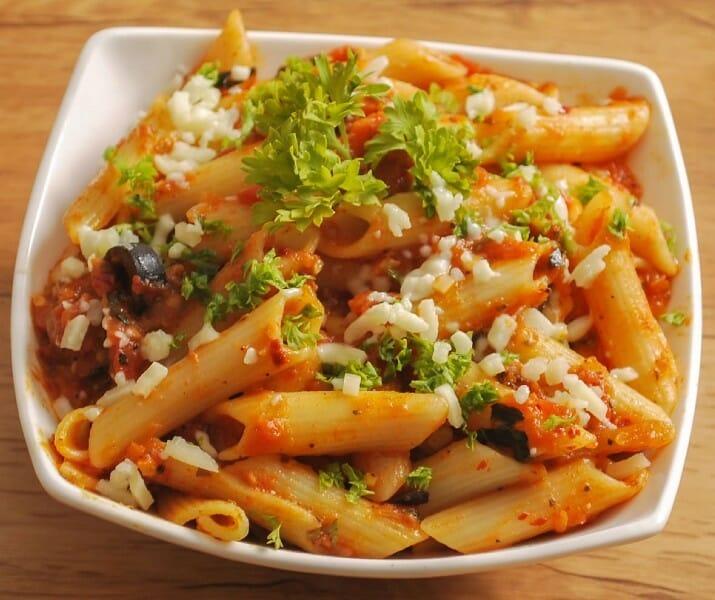 india pasta - இந்தியன் ஸ்டைல் பாஸ்தா