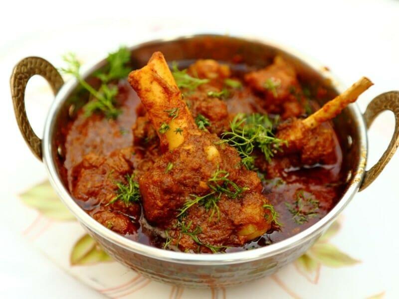 chicken curry - ஆந்திரா ஸ்டைல் சிக்கன் கிரேவி