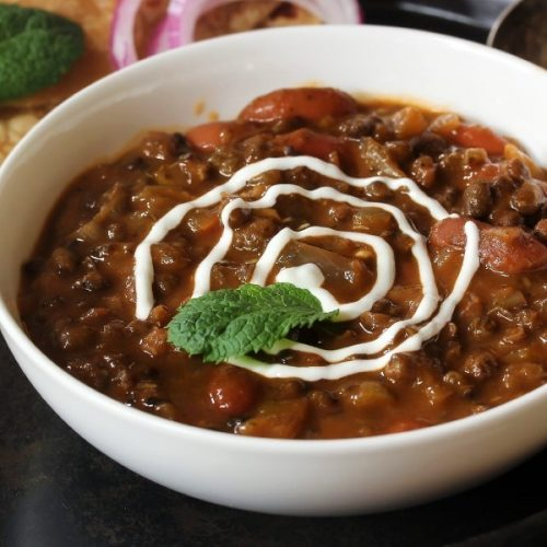 Punjabi Rajma