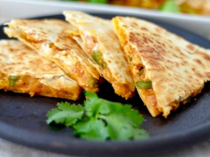 chicken quesadillas - Chicken Quesadillas