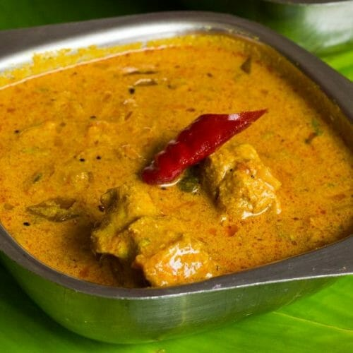 Mutton Kuzhambu
