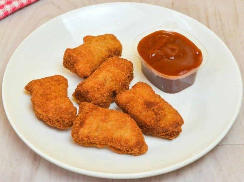 சிக்கன் நக்கட்ஸ் (Chicken Nuggets)