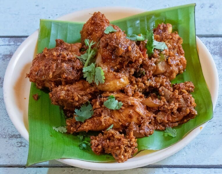 Chicken Sukka / சிக்கன் சுக்கா