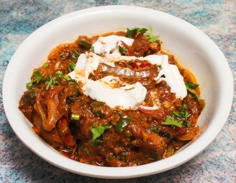 Tawa Chicken Masala (தவா சிக்கன் மசாலா)