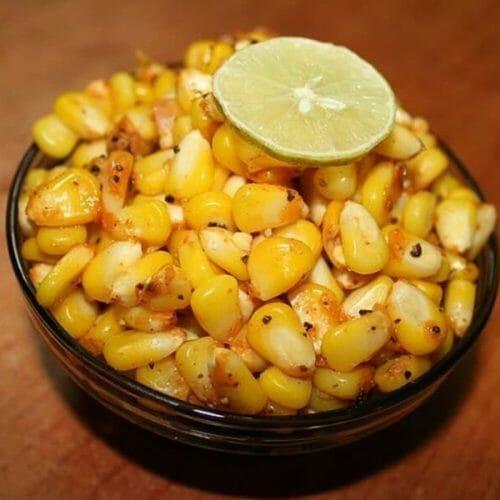 கார்ன் ஃப்ரை / Corn Fry