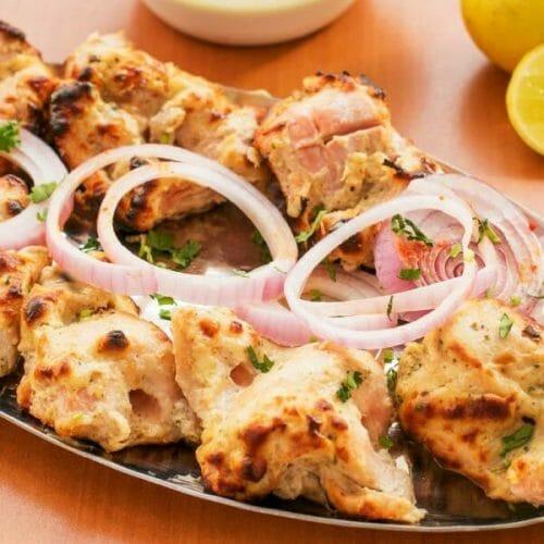 Chicken Malai Tikka / சிக்கன் மலாய் டிக்கா