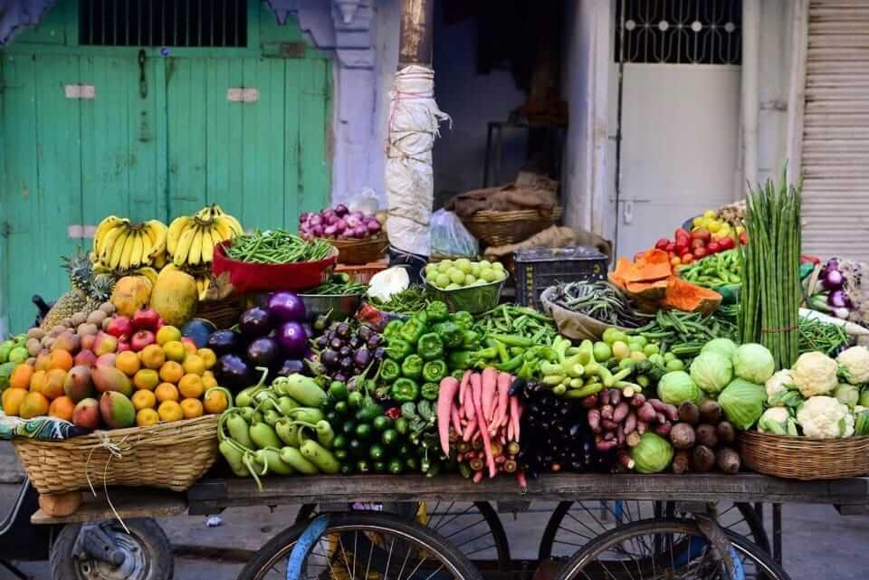Indian Vegetable Names in English, Hindi, Tamil, Telugu & Kannada